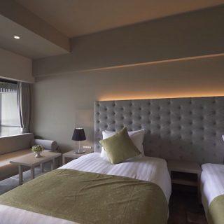 ホテル除菌1